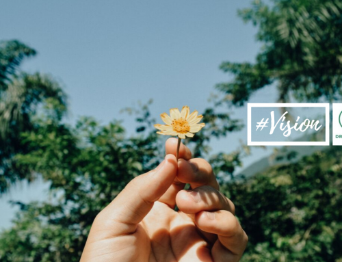 How to find your vision in a messy world