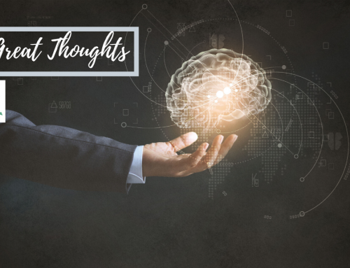 How to make great thoughts into a daily practice