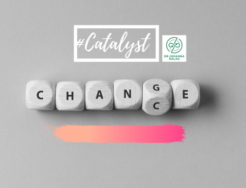 How to become a Catalyst for change