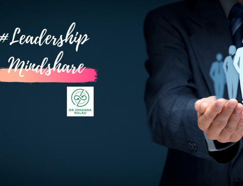 How to develop leadership mindshare
